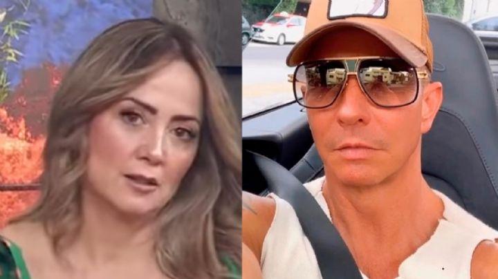 Bomba en 'Hoy': Tras 21 años con Legarreta, Erik Rubín confiesa que guarda recuerdo ¡de su amante!