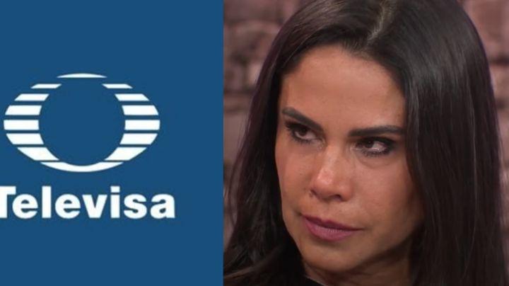 Golpe a 'Zague': Exactor de TV Azteca traiciona a Paola Rojas en Televisa ¿y admite su romance?