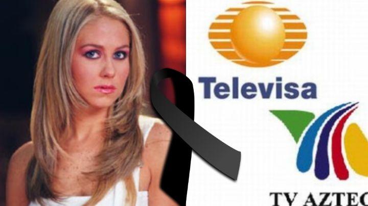 Luto en TV Azteca: Sin exclusividad en Televisa, desaparecida actriz vuelve con trágica noticia