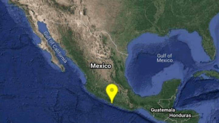 Tiembla en México: Se registra sismo de magnitud 4.5 en Atoyac de Álvarez, Guerrero