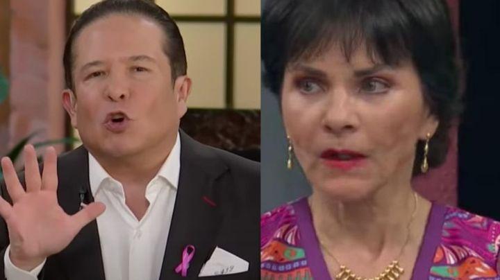 Golpe a TV Azteca: Gustavo Adolfo Infante 'hunde' a Chapoy con fuerte declaración en vivo
