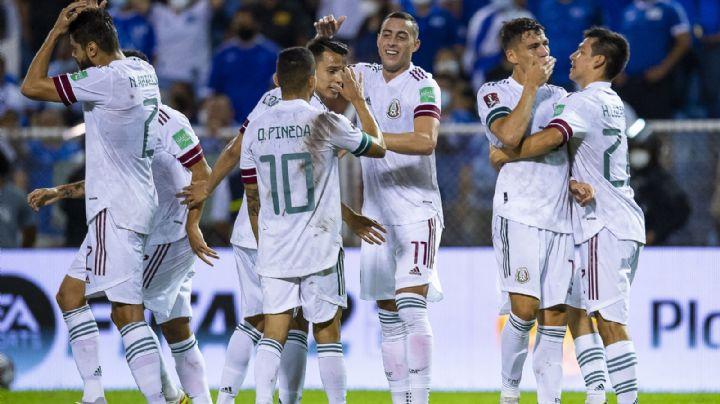 ¡Aguerrida victoria! México se impone a la selección de El Salvador y a la hostilidad