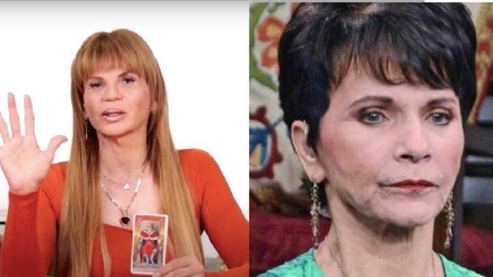 ¡Golpe a TV Azteca! Mhoni Vidente predice el fin de 'Ventaneando' ¿por muerte de Pati Chapoy?