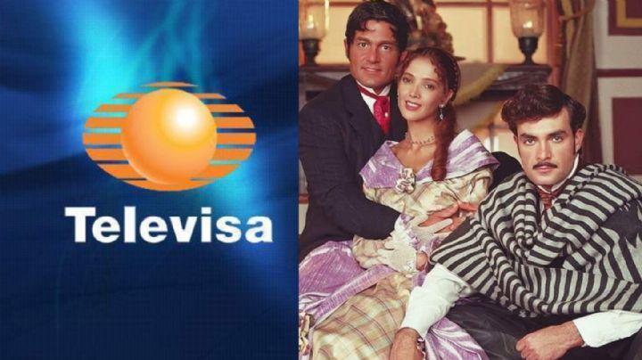 Tras 13 años desaparecida y un 'hijo' oculto, Adela Noriega 'vuelve' a la TV y destapan su secreto