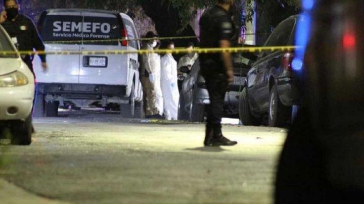 Pánico en Guanajuato: Empistolados invaden vulcanizadora y asesinan a sangre fría a dos