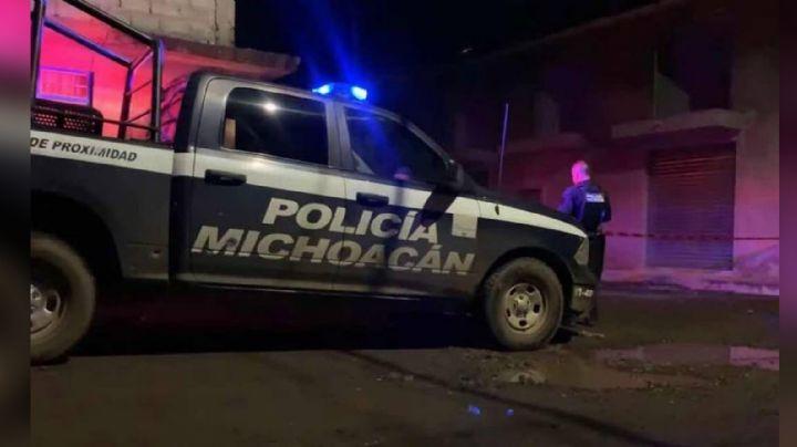 Movilización en Michoacán: Comando armado le quitan la vida a una mujer que salía de su casa