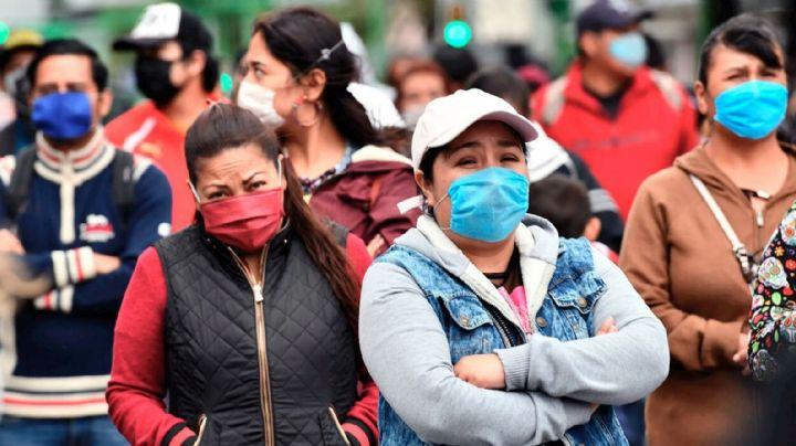 Covid-19 en México: Reportan 286 mil 259 decesos y 3 millones 781 mil 661 casos positivos