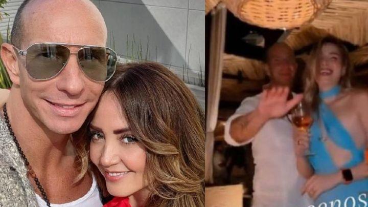 ¿Fue infiel? Andrea Legarreta se confiesa sobre divorcio de Erik Rubín y exhibe su peor cara