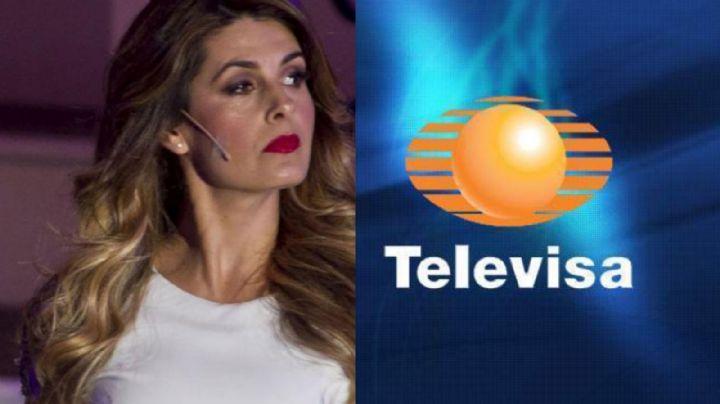 Tras rechazo por 'vieja' y sin exclusividad, actor hunde a Mayrín Villanueva ¿y la corre de Televisa?