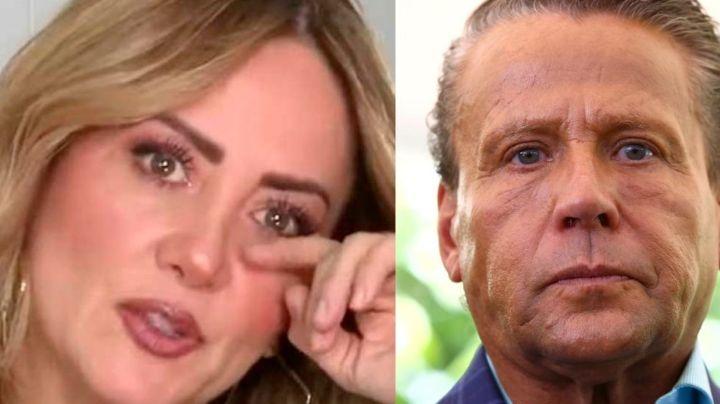 ¿Lo vetó de 'Hoy'? Al borde del llanto, Andrea Legarreta 'desenmascara' a Alfredo Adame