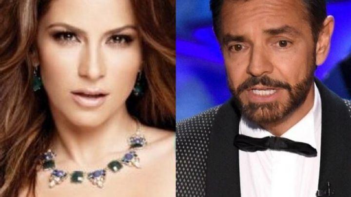 Alessandra Rosaldo incendia a Instagram con 'íntimo' VIDEO; Eugenio Derbez reacciona ¿enojado?
