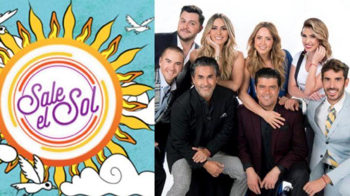 Adiós 'Sale el Sol': Tras abandonar Televisa, conductora renuncia y su reemplazo sería de 'Hoy'