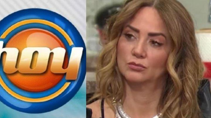 ¿Insoportable? Tras renunciar a 'Hoy', conductor de Televisa 'desenmascara' a Andrea Legarreta