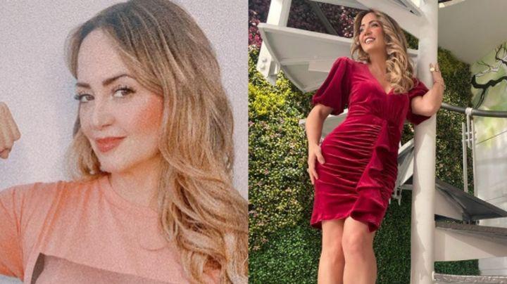 """Andrea Legarreta modela desde 'Hoy' con espectacular 'look' y derrite a Televisa: """"Eres preciosa"""""""