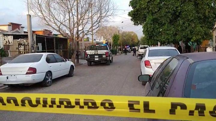 Mañana violenta en Ciudad Obregón: A primeras horas, ejecutan a quemarropa a 2 hombres