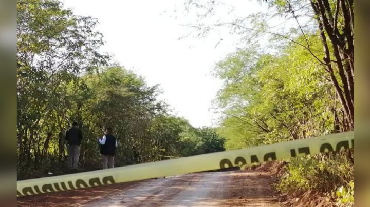 Culiacán: Sobre un terreno baldío, abandonan el cuerpo de una joven; fue macheteado hasta morir