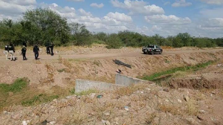 Ciudad Obregón: Al interior del Bordo Prieto, dejan el cuerpo torturado de un hombre; no tenía vida