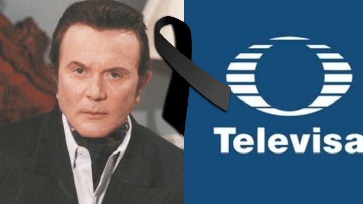 Luto en Televisa: Muere el actor Miguel Palmer; fue hallado en abandono, sedado y desnutrido