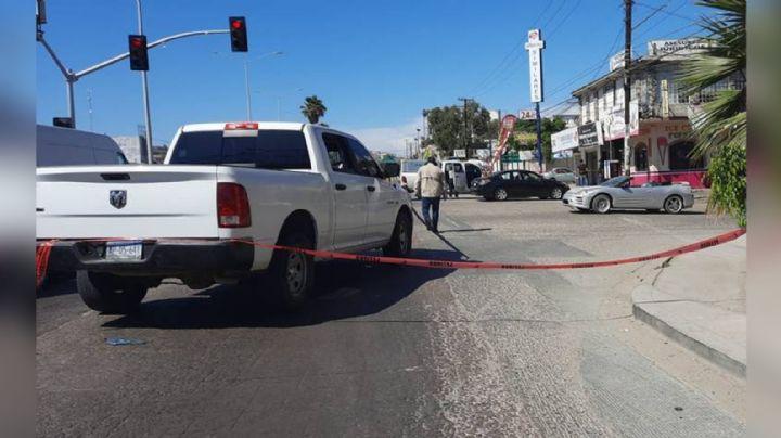 Horror en Tijuana: En predio baldío, hallan el cuerpo calcinado de un hombre; estaba en llamas