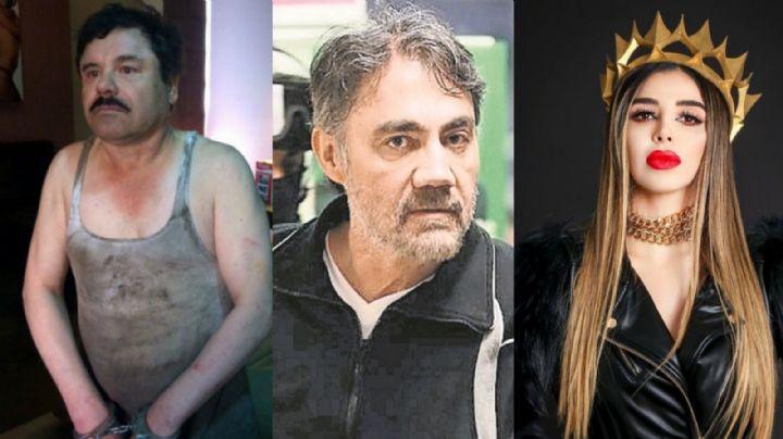 Él es 'El Licenciado', el traidor de 'El Chapo' y Emma Coronel que habría sido liberado en EU