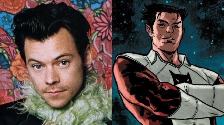 ¡Impresionante! Harry Styles se uniría a Marvel como el hermano de 'Thanos' en 'Eternals'