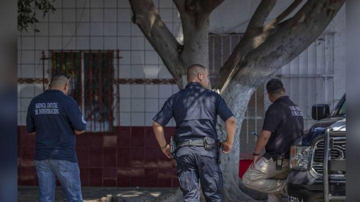Terror en Tijuana: Comando armado sorprende a un hombre y lo priva de la vida de varios tiros