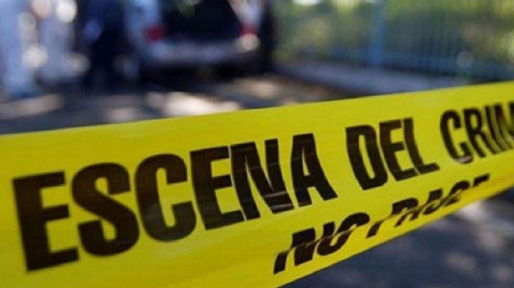 Zacatecas se 'tiñe de rojo': Localizan el cuerpo de un hombre con varios impactos de bala