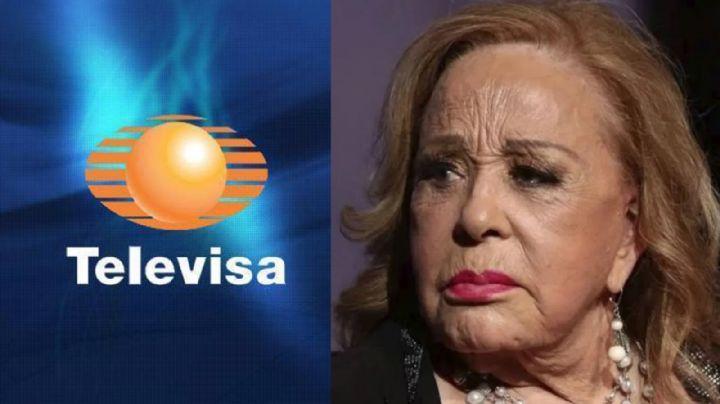 """""""Estaba buenísima"""": Actor de Televisa hace inesperada confesión sobre Silvia Pinal y ella llora"""