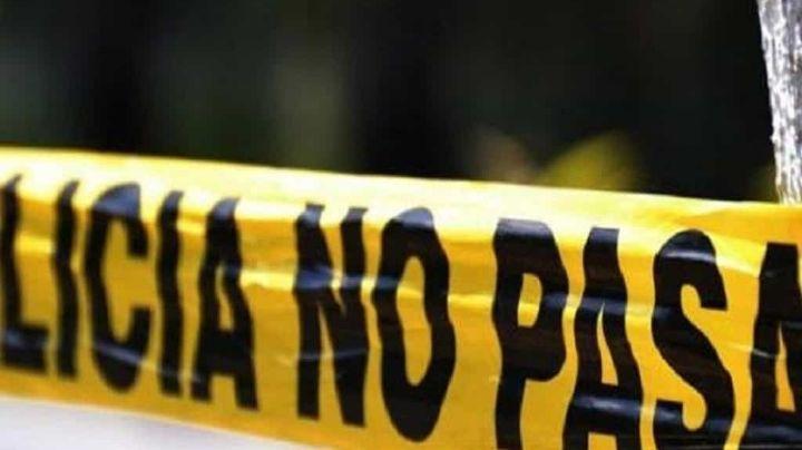 Frente a un grupo de vecinos, pistoleros asesinan a sangre fría a un hombre en Fresnillo