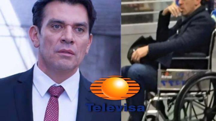 Adiós Televisa: Tras 30 años en novelas, Jorge Salinas da dura noticia; suplica volver a caminar