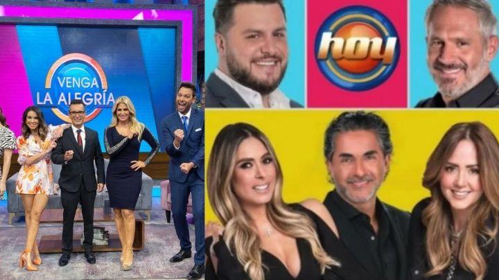 Adiós 'VLA': Tras veto de Televisa y sin exclusividad en TV Azteca, conductora los cambia por 'Hoy'