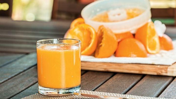 ¡Alerta! Esto le ocurriría a tu cuerpo sí bebieras diariamente jugo de frutas