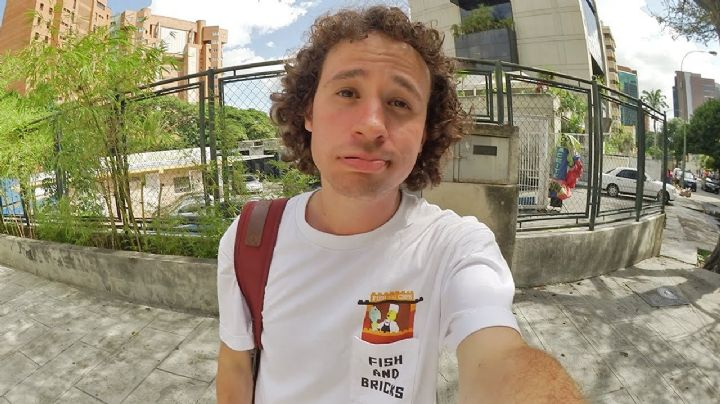 ¿Rompió la ley? Luisito Comunica narra su sombría experiencia al ser detenido en Venezuela