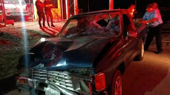 2 adultos y una niña de solo 4 años, las víctimas de una colisión al sur de Ciudad Obregón