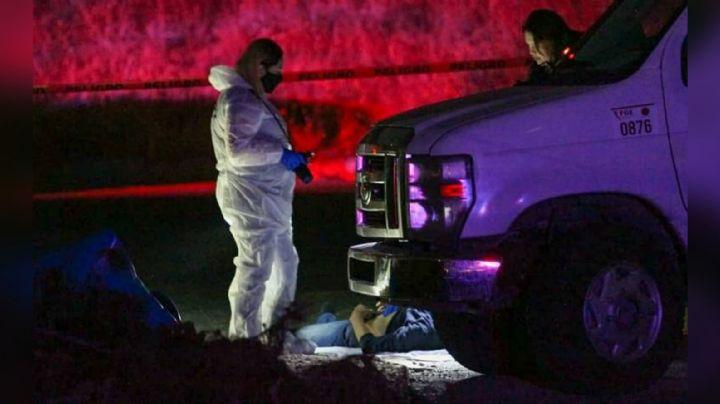 Código rojo en Tijuana: A la orilla de la carretera, deja el cuerpo de un hombre; tenía balazos