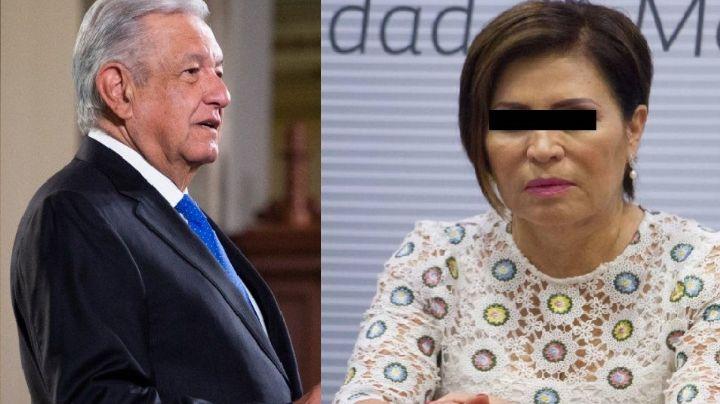 """La venganza es """"inmoral e indigna"""", asegura AMLO tras declaración de hija de Rosario Robles"""