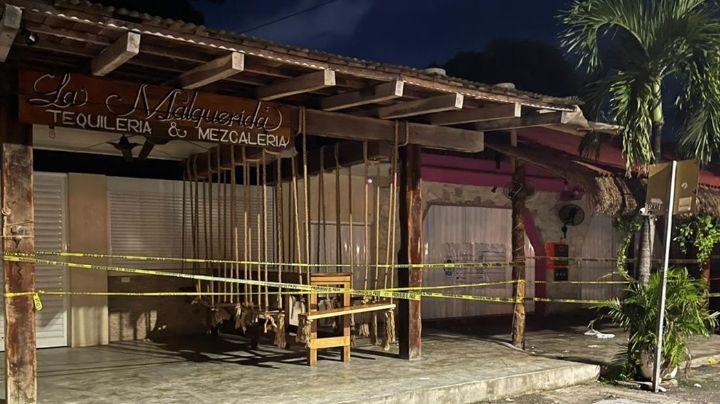 Guerra entre narcos: Fuego cruzado en bar de Tulum deja 2 víctimas letales; eran extranjeros