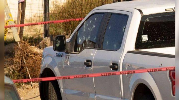 A sangre fría, gatilleros asesinan a balazos a agente de la Fiscalía por calles de Tijuana