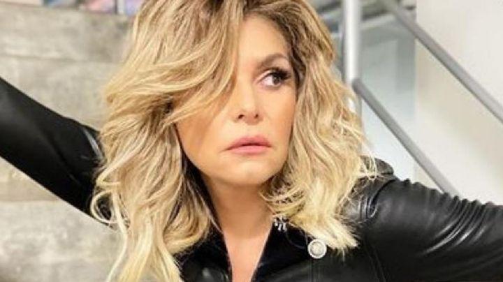 """¡Insólito! El mundo de Itatí Cantoral está de """"cabeza""""; impacta a Instagram con estas FOTOS"""