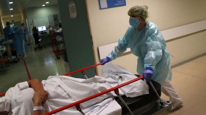 ¡Alerta personal médico! Revelan cuál es el lugar con mayor riesgo de Covid-19 en un hospital