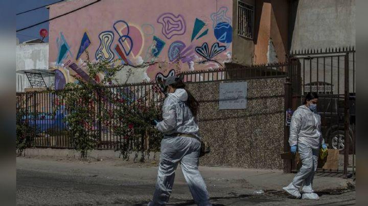 Horror en Tijuana: Dos hombres son ejecutados en el estacionamiento de un supermercado