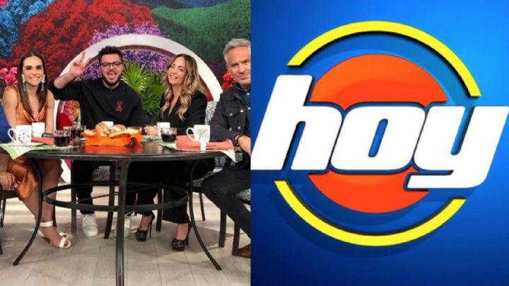 ¡Sale del aire! Tras nuevo fracaso en Televisa, polémico conductor abandona 'Hoy' ¿y llega a 'VLA'?