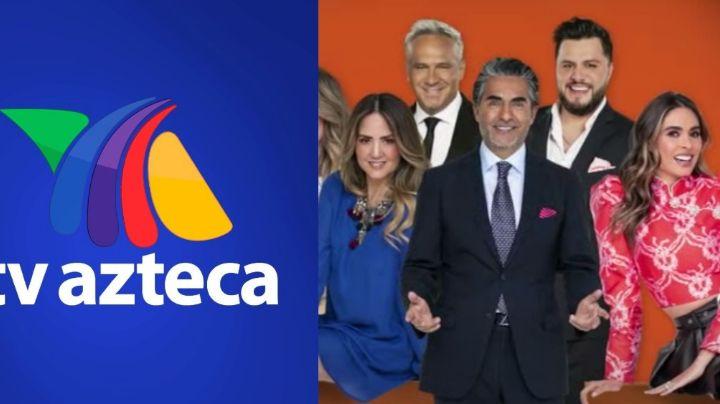 """Adiós Televisa: 'Corren' a conductor de 'Hoy' por """"traicionero"""" y galán de TV Azteca lo reemplaza"""