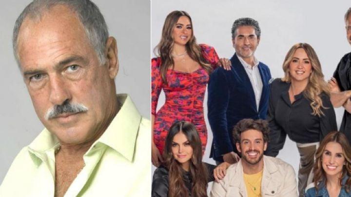 Bomba en Televisa: Conductora de 'Hoy' se confiesa en vivo y admite que fue amante de Andrés García