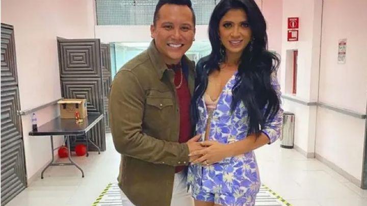 ¿Está embarazada? Tras 'infidelidad', Edwin Luna comparte ultrasonido de Kimberly Flores
