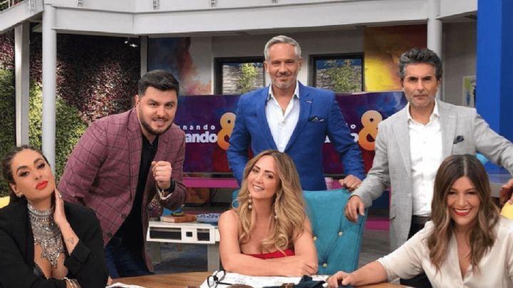 ¿Se va a TV Azteca? Tras 18 años en Televisa y fracasar en 'Hoy', conductora sale del aire