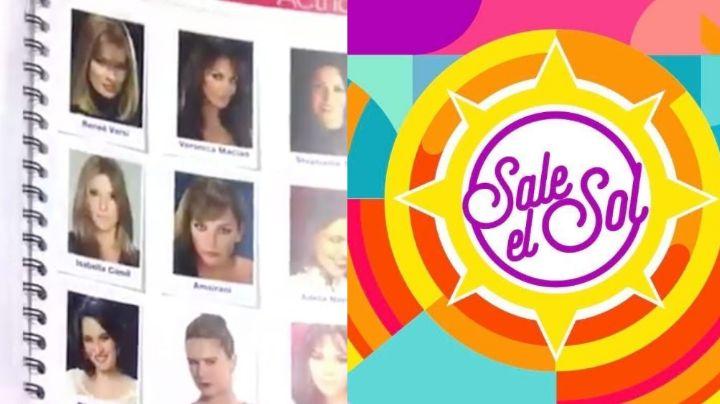Exhibió 'prosticatálogo': Tras veto de Televisa, famosa actriz cambia TV Azteca por 'Sale el Sol'