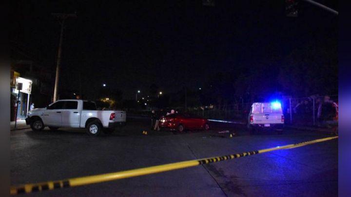 Balas en Tijuana: A altas horas de la madrugada, dos hombres son ultimados a tiros