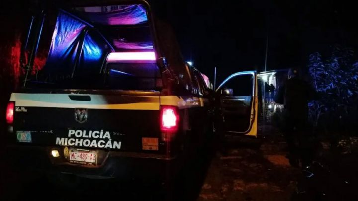 Caos en Uruapan: Gatilleros le quitan la vida a un hombre dentro de su casa