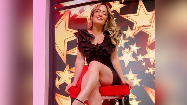 "A sus 50 años, Andrea Legarreta derrite a todo Televisa con espectacular 'outfit': ""Flaquita chula"""